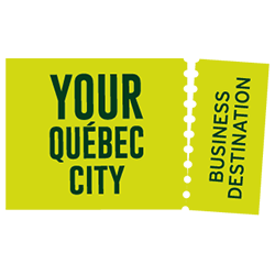 Quebec City Business Destination, Bronze Sponsor