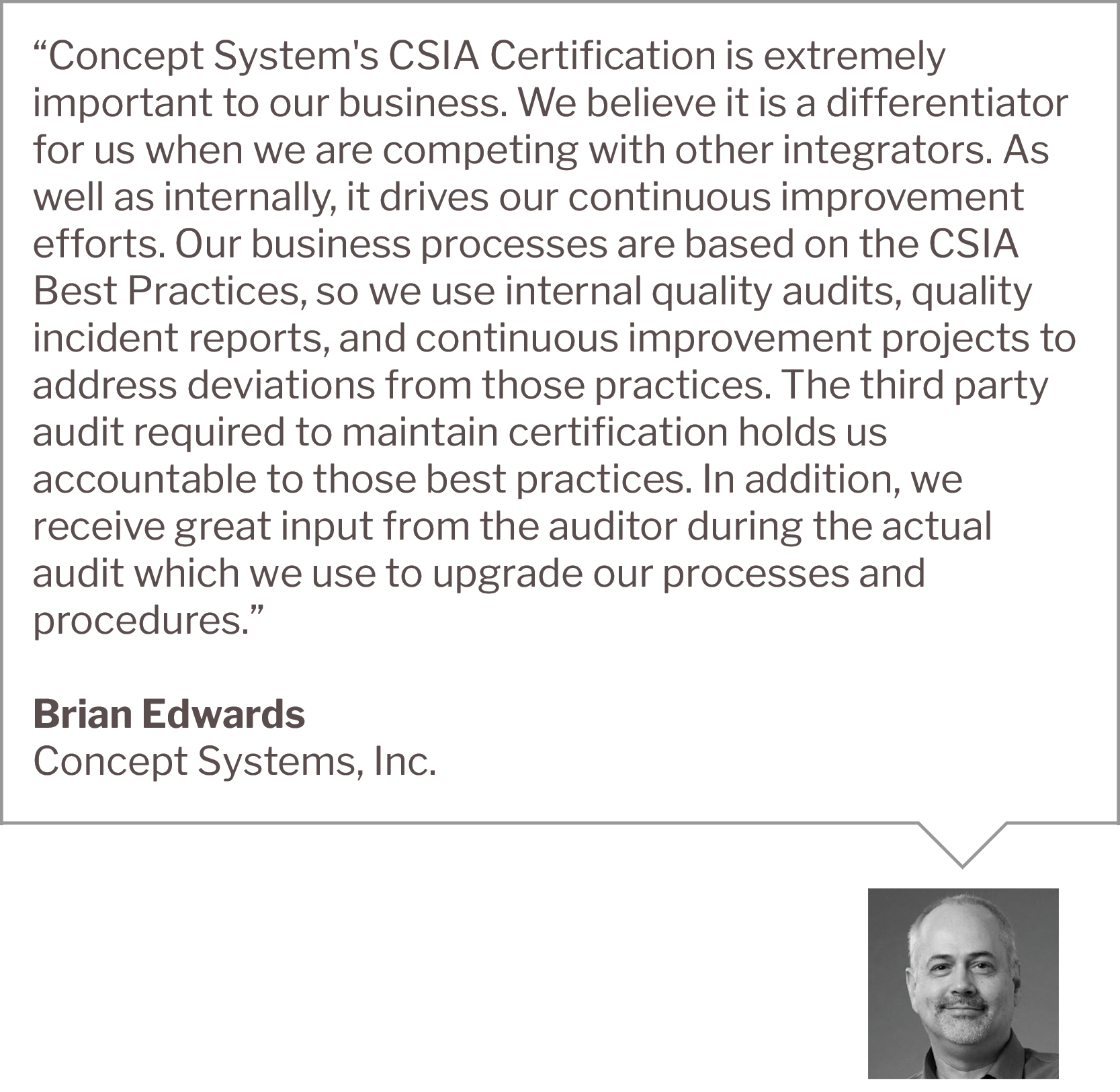 Why Csia Certification Csia Connected Community