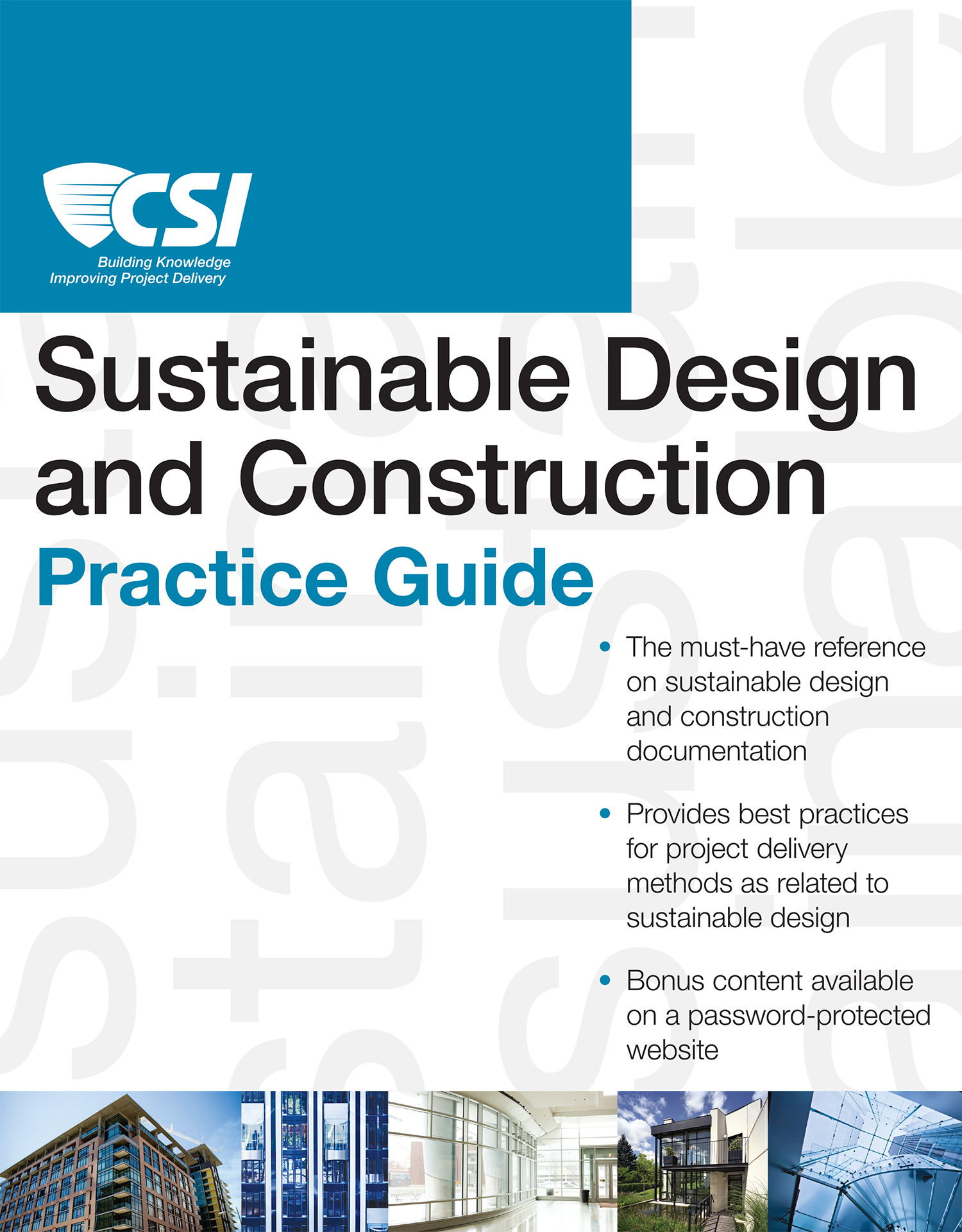 Sustainable Design and Construction Practice Guide