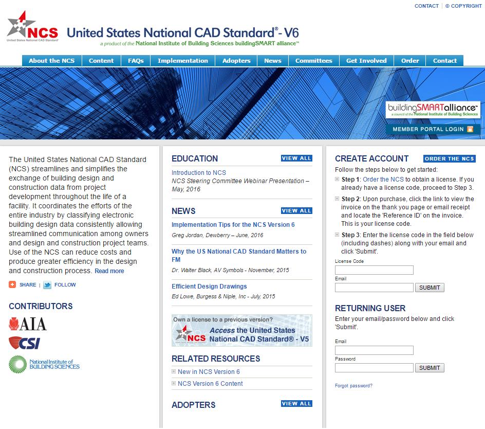 National CAD Standard