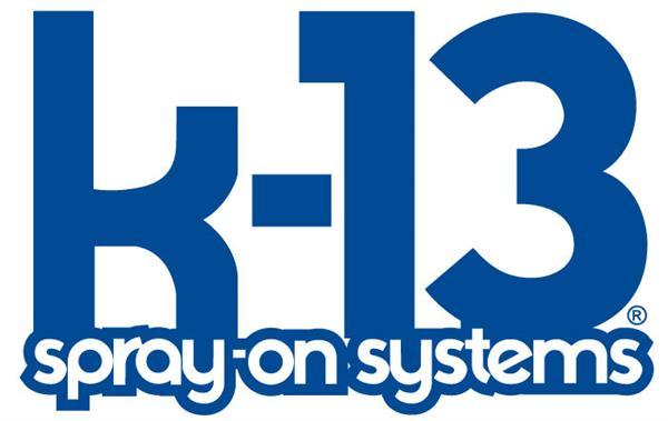 K-13 logo