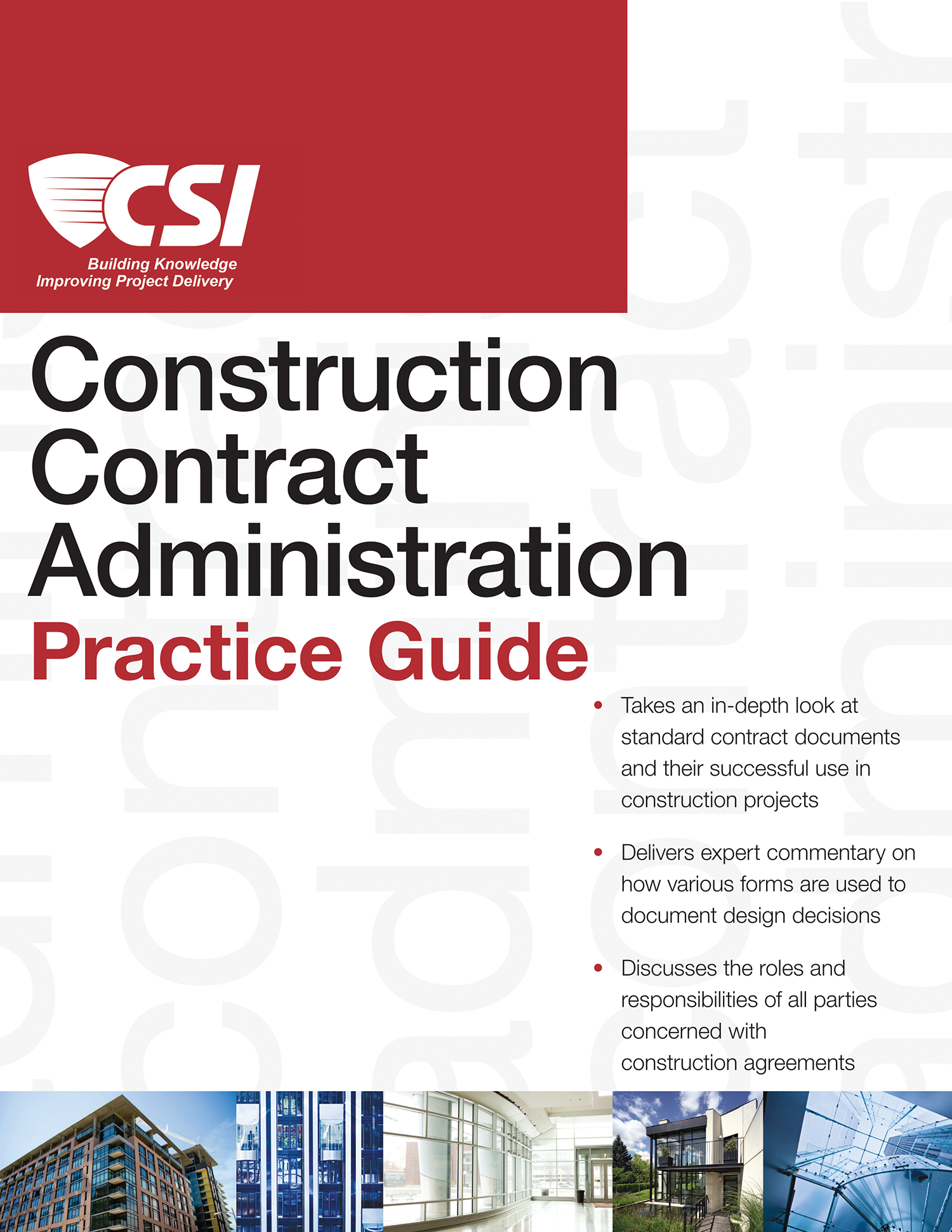 Contract Administration Practice Guide