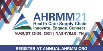 AHRMM21 Email Signature
