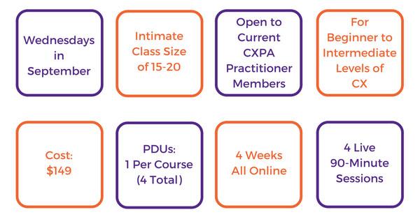 CJM Course Info