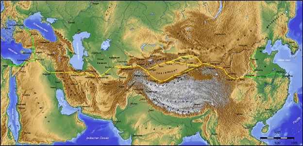 The Great Silk Route