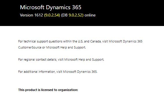 Customer Engagement & Dynamics CRM Forum - Dynamics CRM User