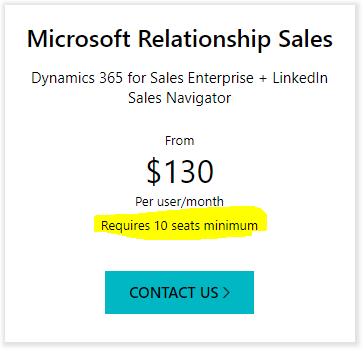 Microsoft Relationship Sales Trial | Customer Engagement
