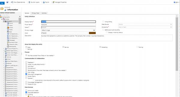 Add The Knowledge Base Search Control To Form In Dynamics CRM - AhaApps