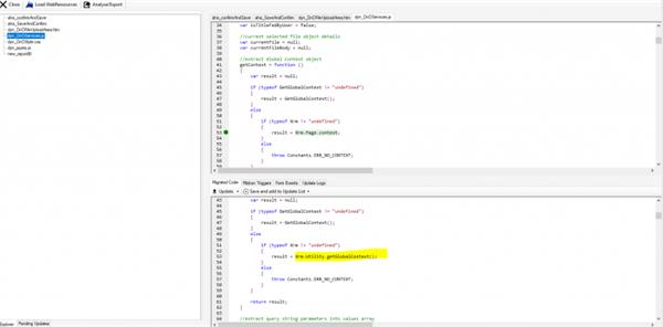 JavaScript Migrator - AhaApps