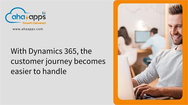Simplifying the SMB customer's journey with Microsoft Dynamics 365