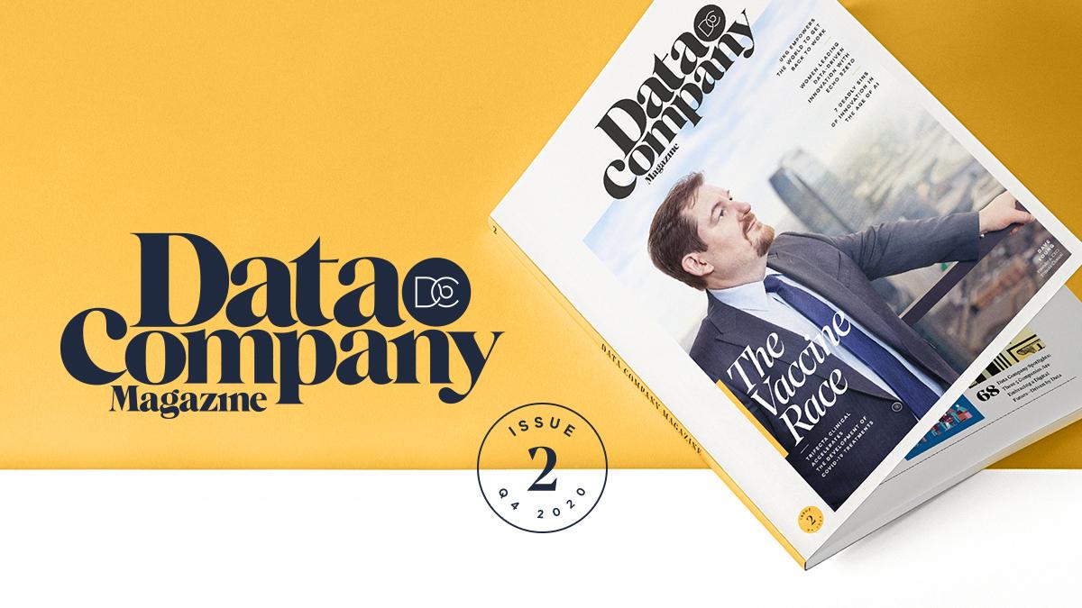 Data Company Magazine
