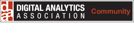 Digital Analytics Association Community