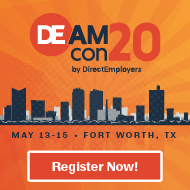DEAMcon20 Register Now!