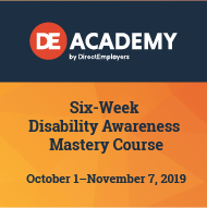 Six-Week Disability Awareness Manstery Course