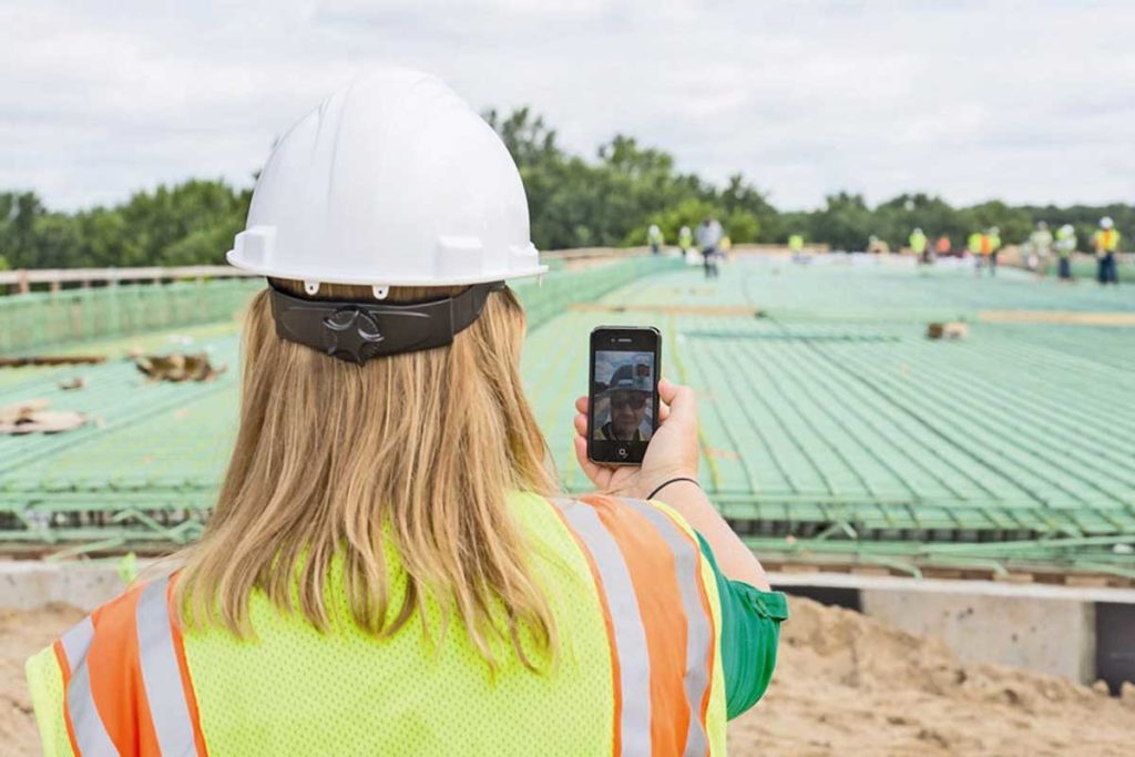 Managing Construction Electronically