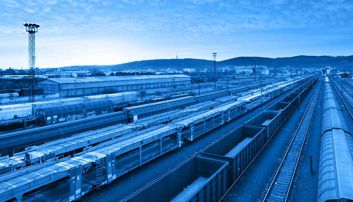 ASCE freight trains