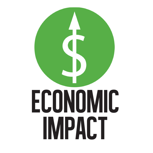 Economic Impact Button
