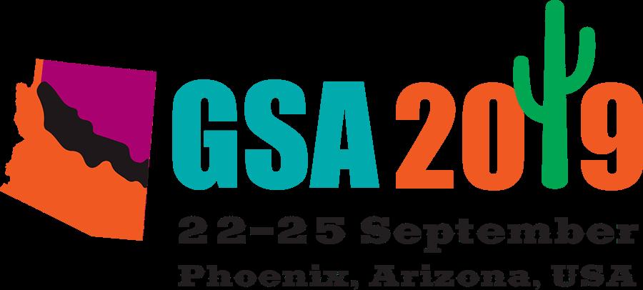 GSA 2019, 22-25 September, Phoenix, Arizona, USA