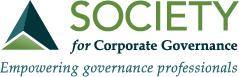 Society for Corp Gov Legacy