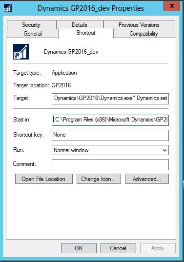 dynamics launch