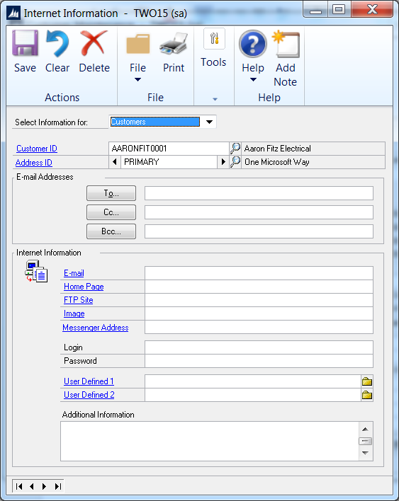 1 Microsoftmail At Abc Microsoft Com: Utilize E-mail Features In Microsoft
