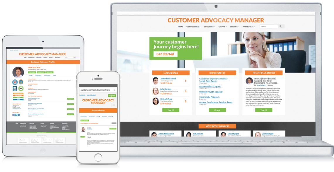 Higher Logic Advocacy Manager Device Bundle