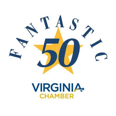 Virginia's Fantastic 50 Logo