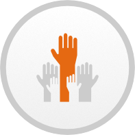 Volunteer Manager Icon