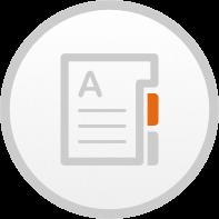Wiki Glossary Icon