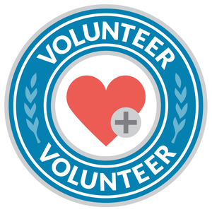 Volunteer Manager Badge