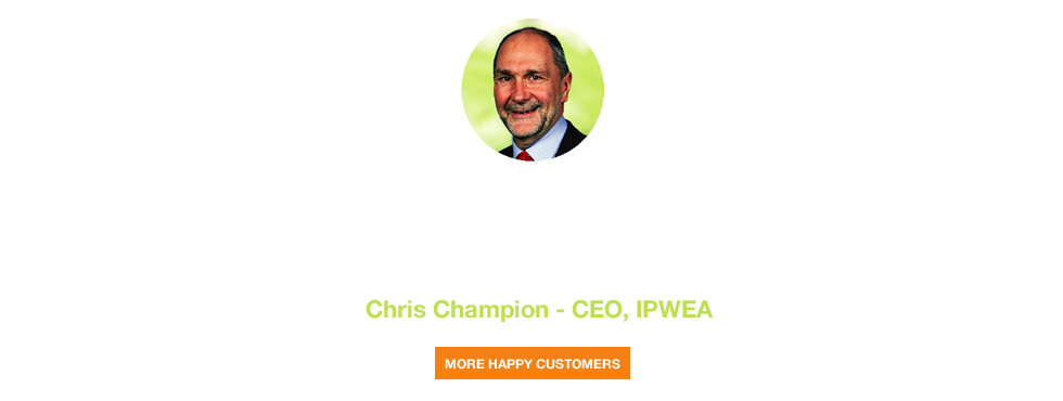 Chris Champion - IPWEA - Testimonial