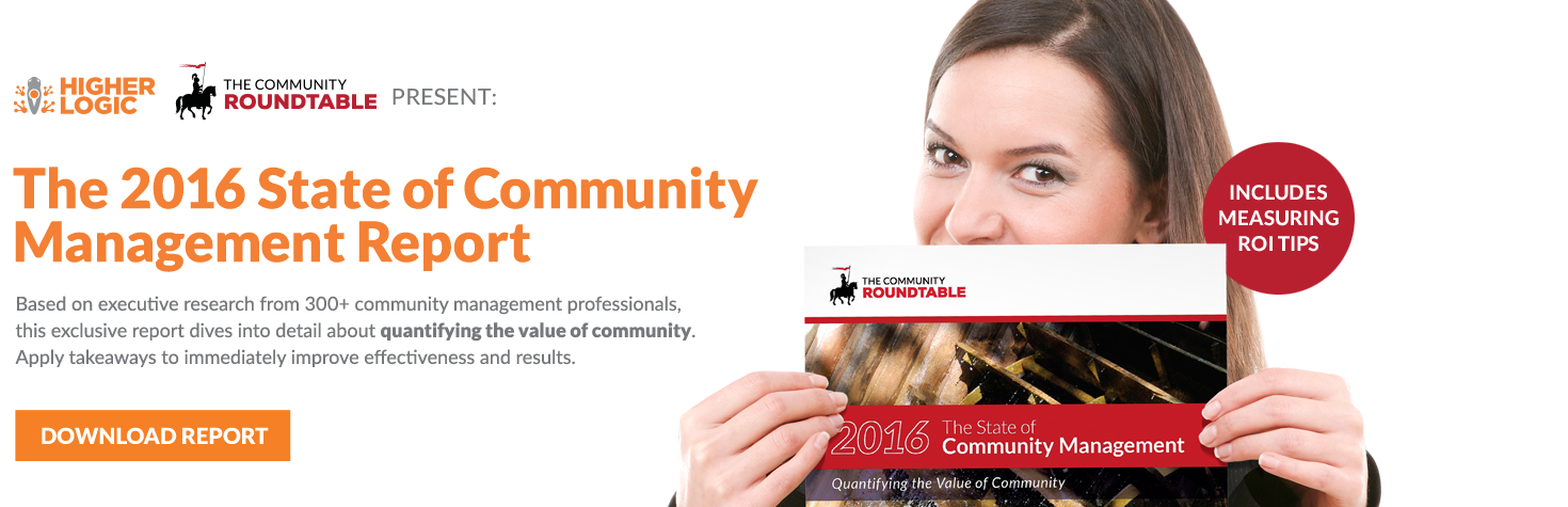 2016 State of Community Management Report