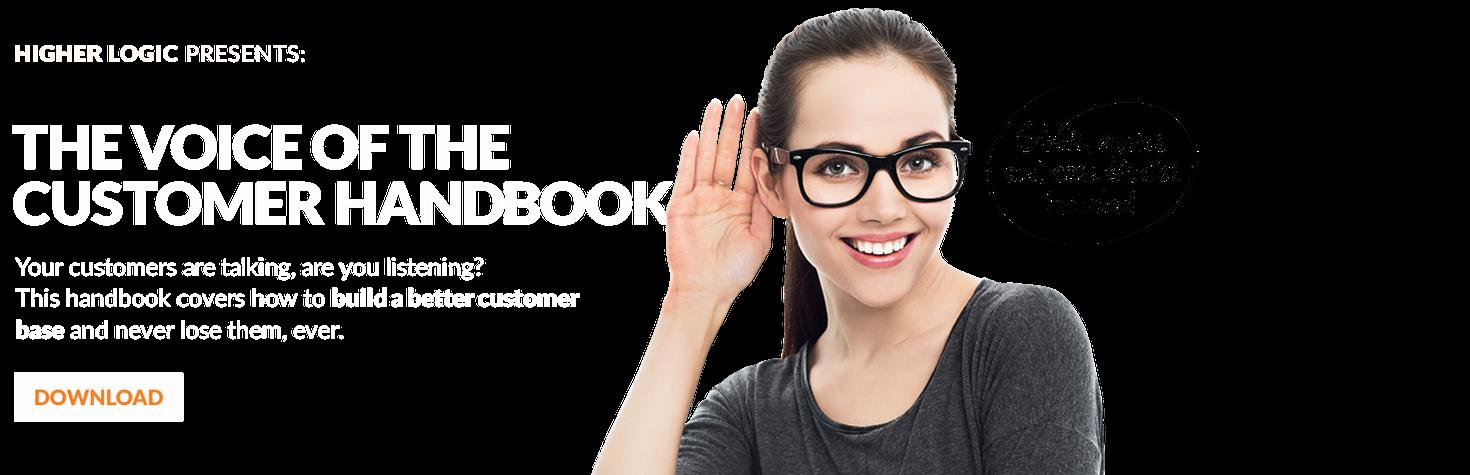 Voice of the Customer Handbook
