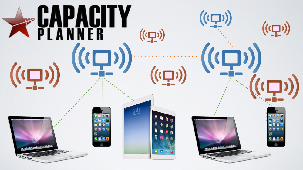 Revolution Wi-Fi Capacity Planner