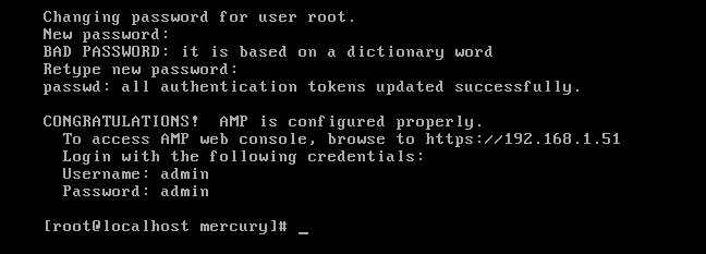 Chaing Root Password 10.PNG