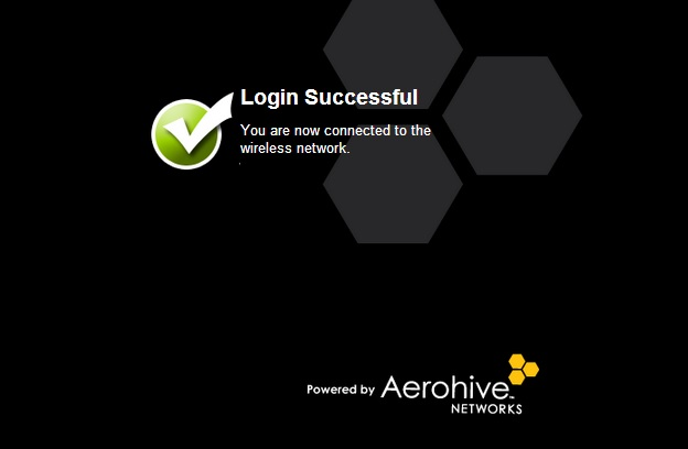11 - aerohive-cp success page using internal AP.jpg