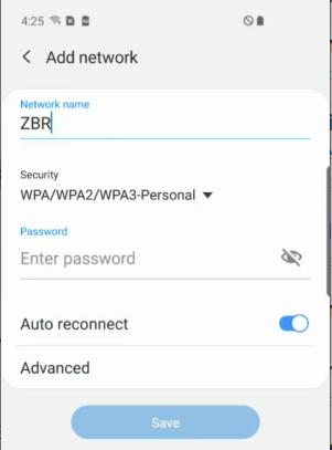 WPA3 Personal