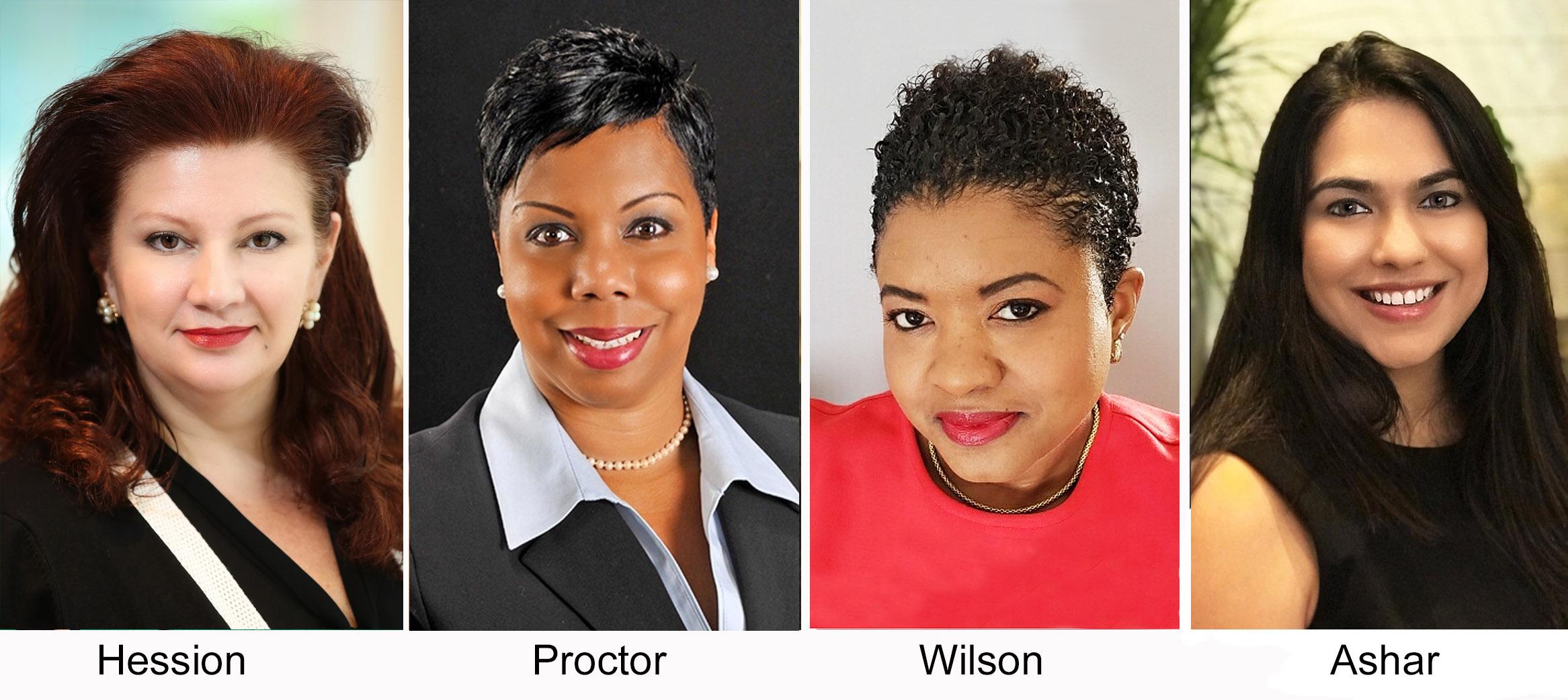 Four HSMAI Washington DC Chapter board members