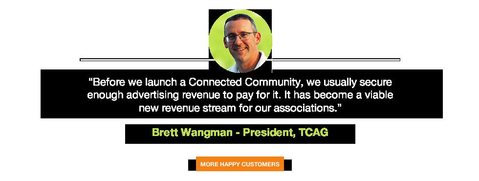 Brett Wangman Quote