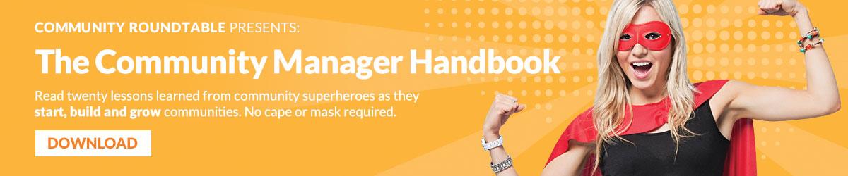 Community Manager Handbook