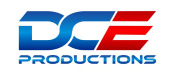 DCE Live Productions Logo
