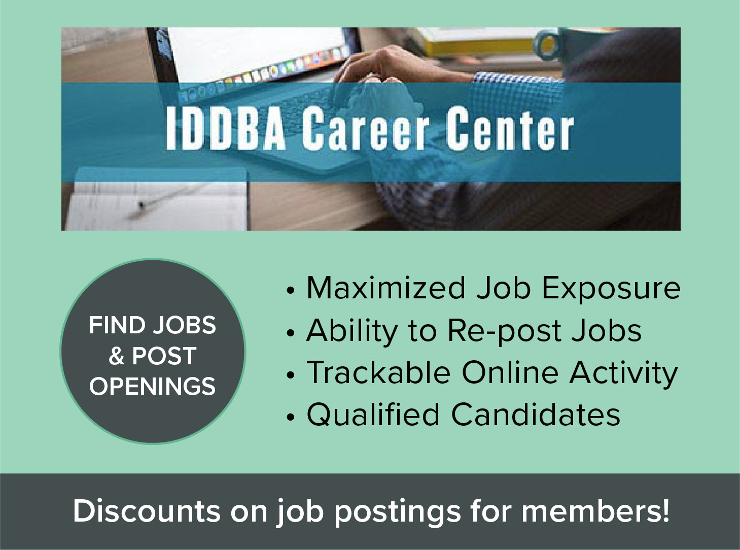 IDDBA Career Center