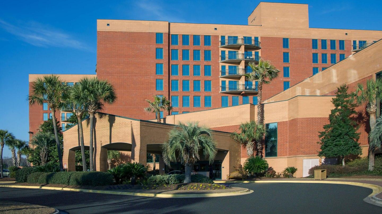 savannah marriott hotel image