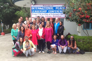 Peace Leadership  Conference