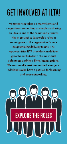 Get Involved at ILTA!