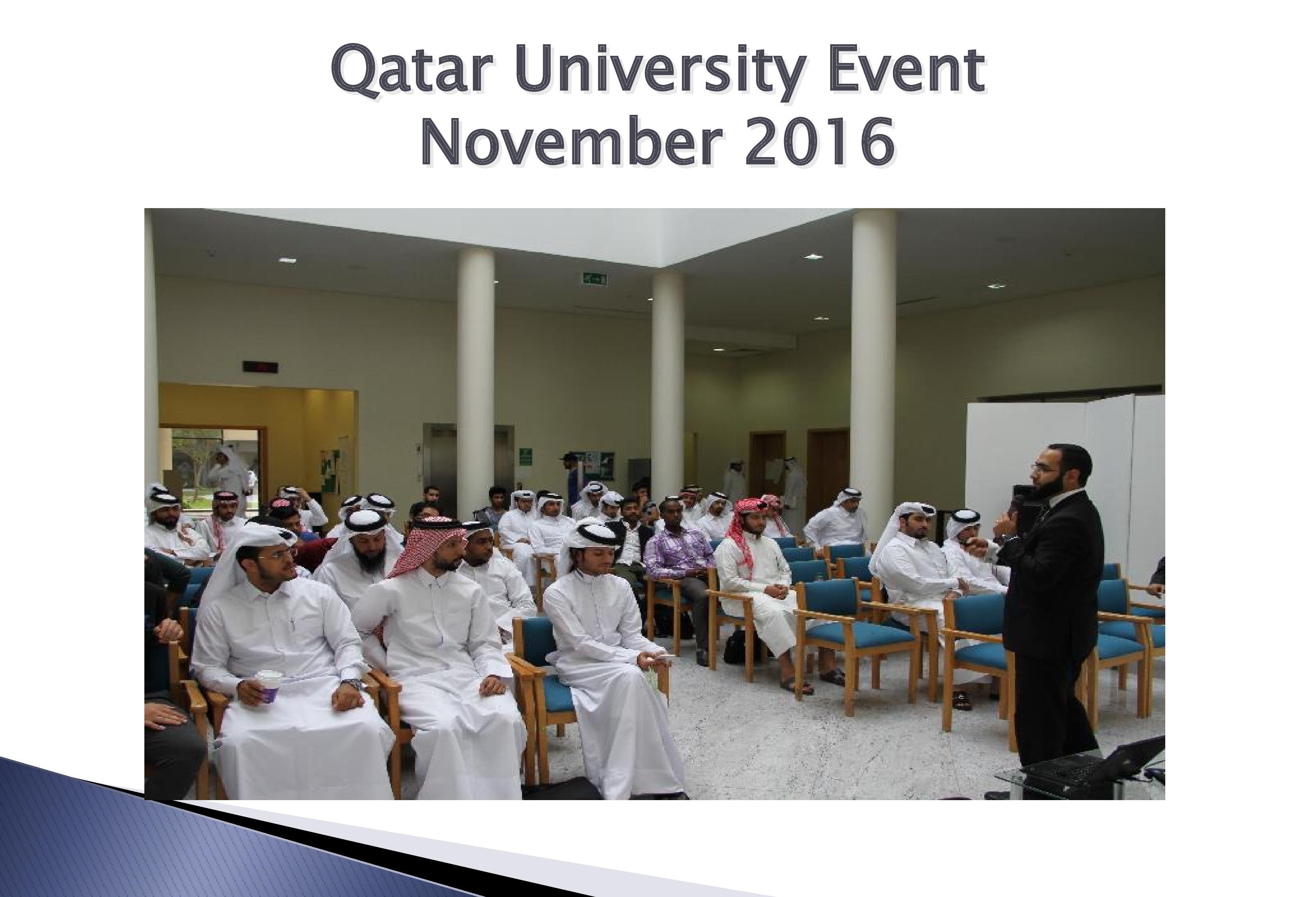 Home Doha Chapter