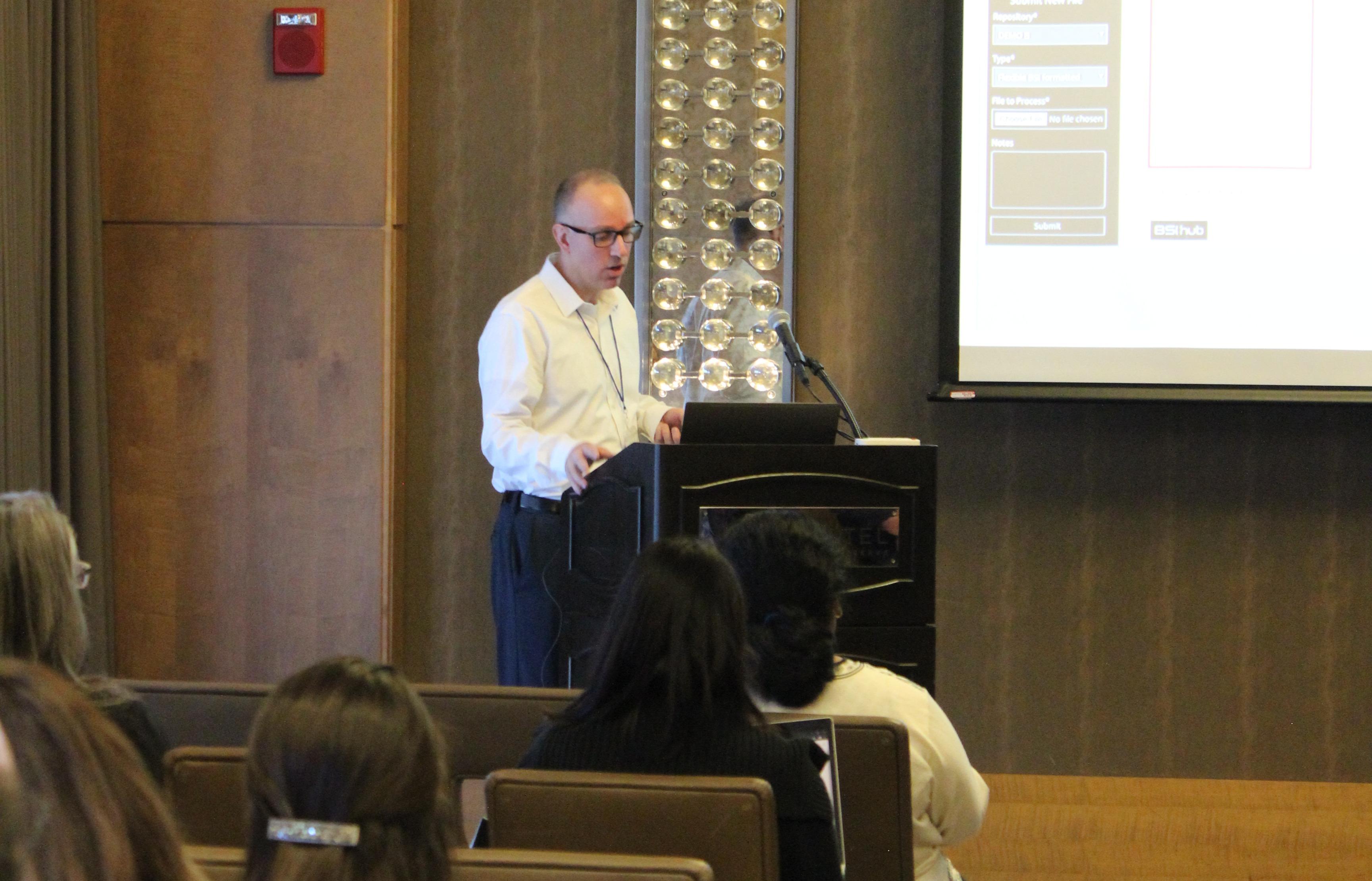 BSI Hub presentation