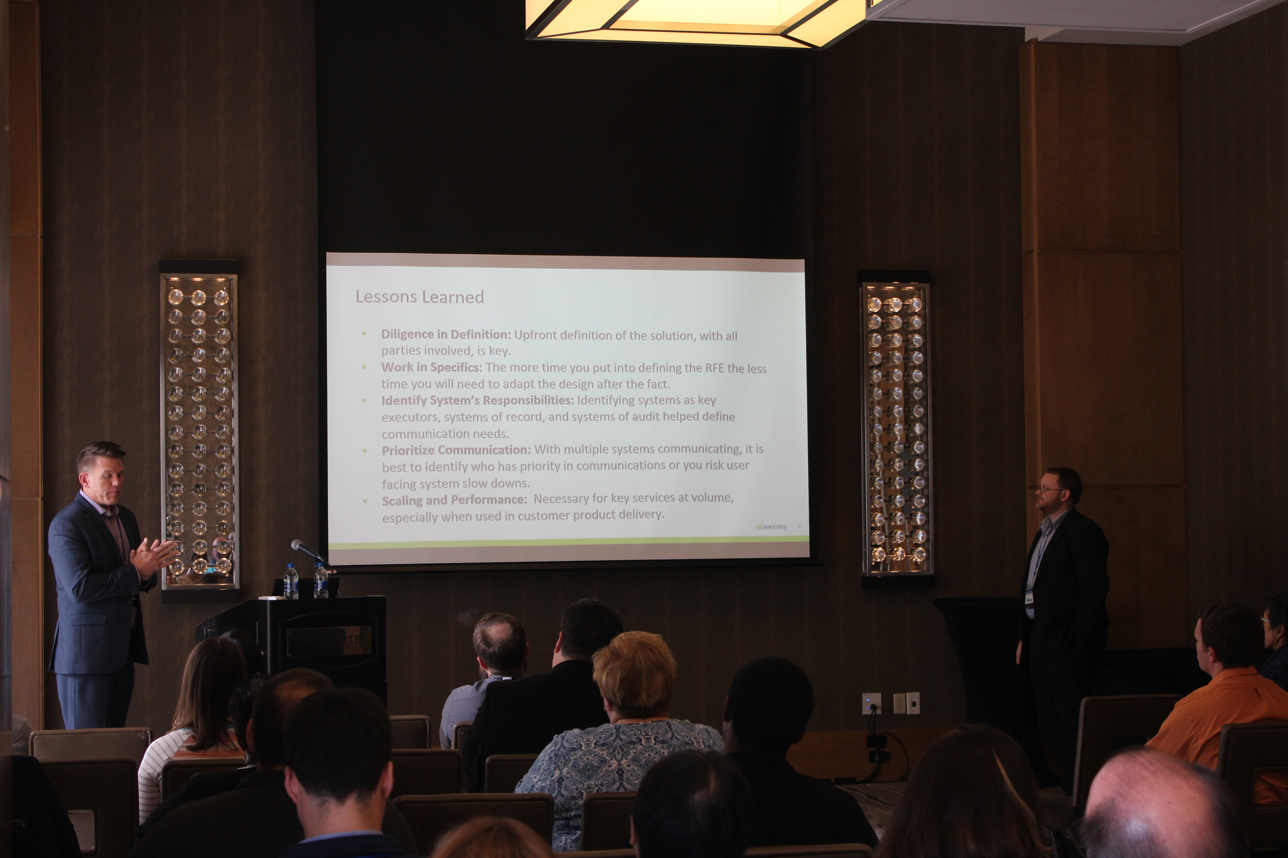 Biorepository at Scale and Integrating BSI with Other Systems with Sam Dauphinee and Bob Hart