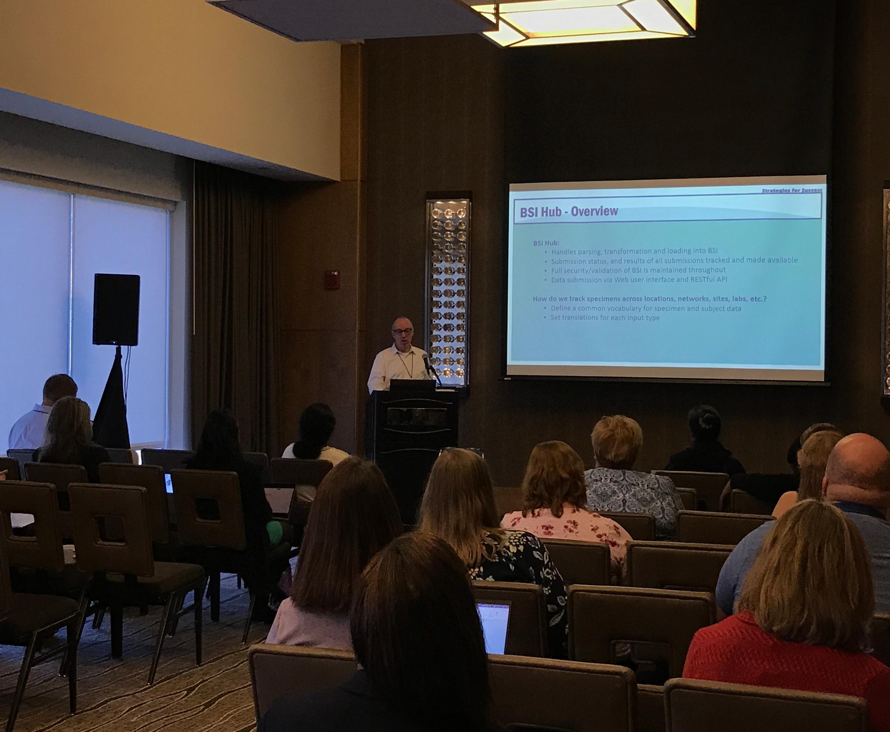 BSU Hub presentation