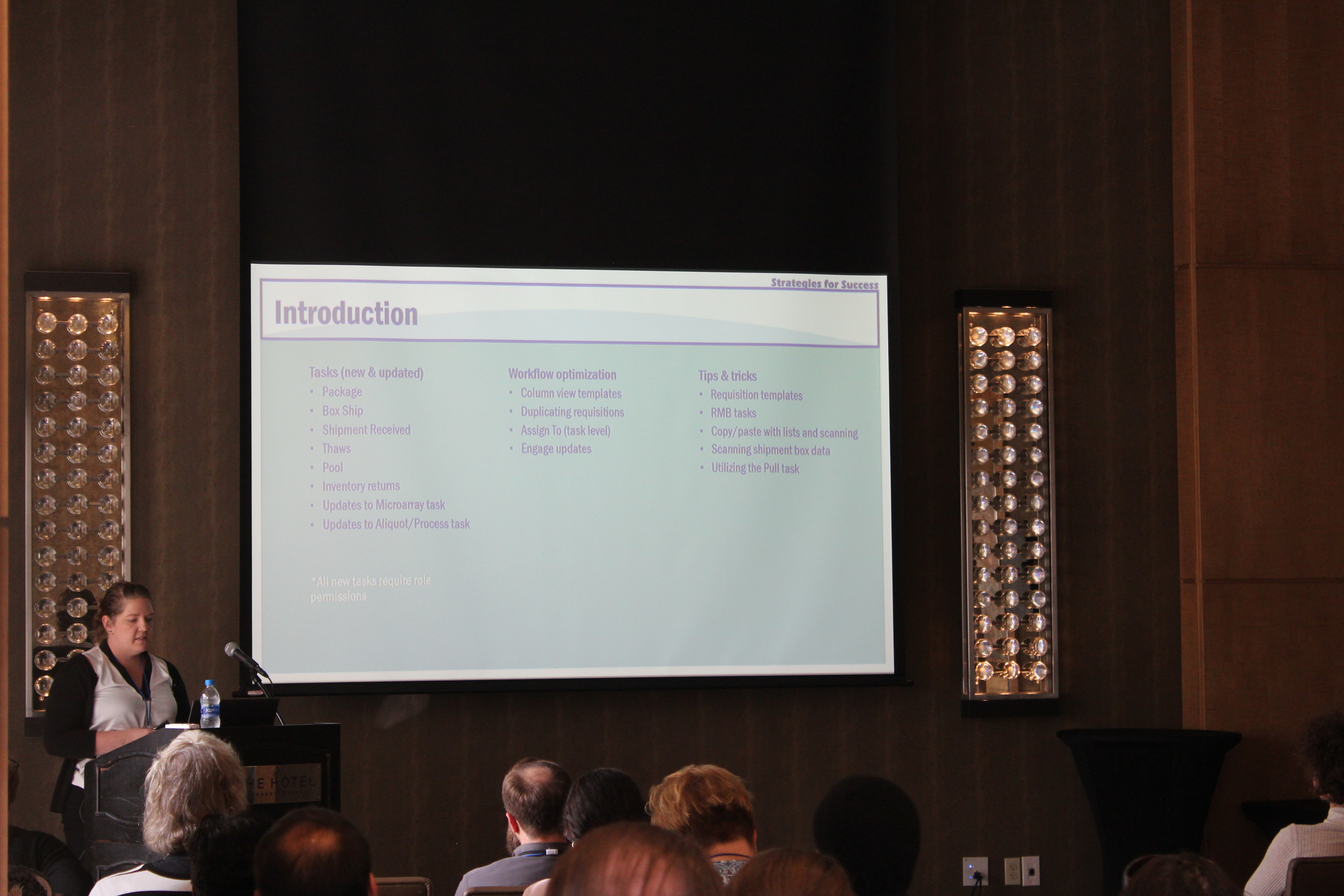 What's new in Requisitions presentation